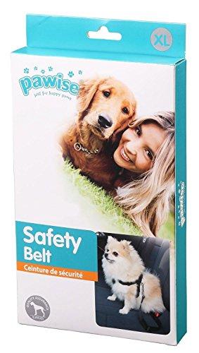 Honden veiligheidsgordel hondenriem autogordel - Harness with Safety Belt - Maat: XL