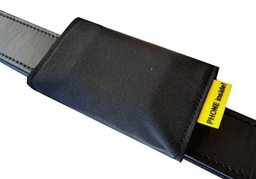 josi.li Trackertasche für GPS-Sender XL 80x49x29mm, Nylon wasserfest, robust, in vielen Farben (bis 40mm Halsbandbreite)