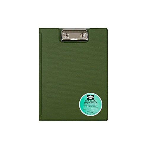 ハイタイド クリップボード ペンコ A5 カーキ DP058
