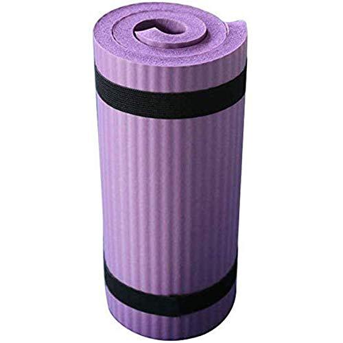 sjdxd Yoga matPortable Rueda Abdominal cojín Plano del Apoy