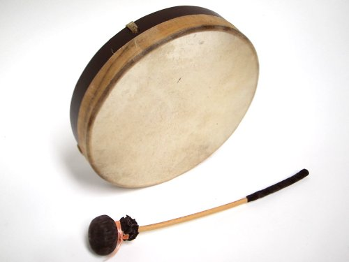 Frame Drum, 10', with Beater