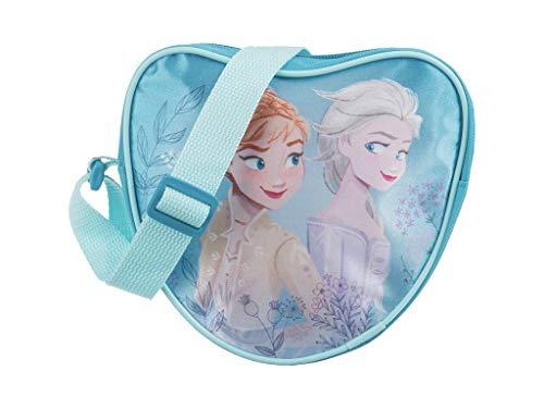 Global Brands FROZEN Die Eiskönigin Herz Tasche Kindergartentasche