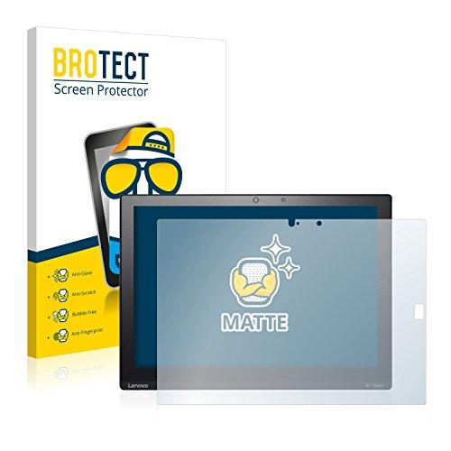 BROTECT 2X Entspiegelungs-Schutzfolie kompatibel mit Lenovo ThinkPad X1 Tablet Bildschirmschutz-Folie Matt, Anti-Reflex, Anti-Fingerprint