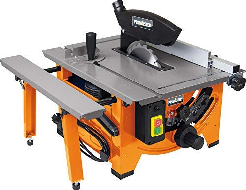 Primaster Tischkreissäge TS1200 1200 W Schnitthöhe max.: 48 mm Kreissäge