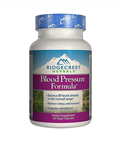 Ridgecrest Herbals Blood Pressure F…