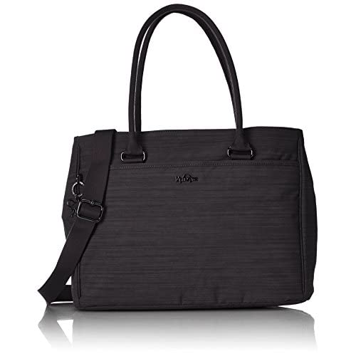 Kipling Artego - Borse per PC portatili Donna, Schwarz (Dazz Black), One Size