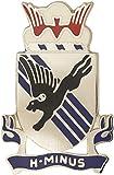 505th Infantry Unit Crest (H-Minus)