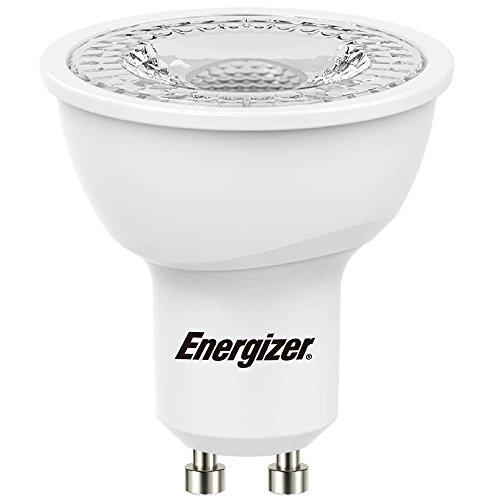 Energizer 8689 LED lampe GU10 3,6W en chaud blanc dans blister, 3 W