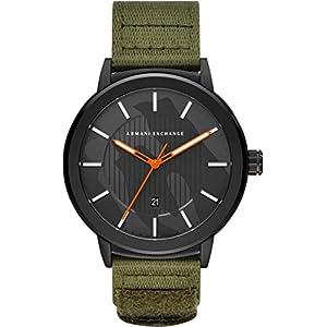 [A|X アルマーニ エクスチェンジ] 腕時計 MADDOX AX1468 メンズ 正規輸入品 グリーン