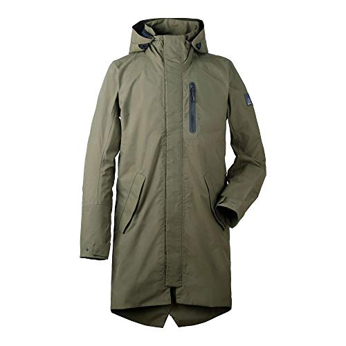 Didriksons Arnold Mens Parka, Peat, S