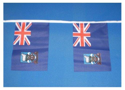 Falkland île Bunting 9 m (environ 30 pieds) parfait pour les festivals et événements sportifs