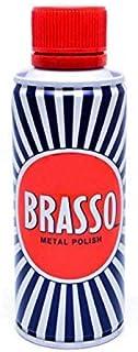 Brasso Multi-purpose Metal Polish Brass, Copper, Stainless Steel Cleaner Liquid 200 Ml