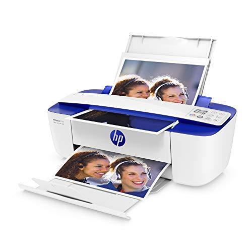 HP DeskJet 3760 Multifunktionsdrucker (Drucken, Scannen, Kopieren, WLAN, Airprint, mit 6 Probemonaten HP Instant Ink Inklusive) dunkelblau
