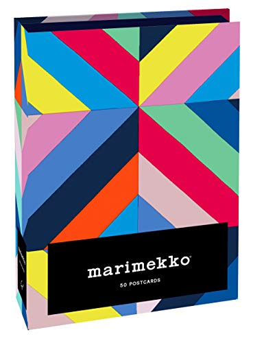 Compare Textbook Prices for Marimekko: 50 Postcards: Flat Cards Featuring Scandinavian Design, Colorful Lifestyle Floral Stationery Collection  ISBN 9781452176727 by Marimekko