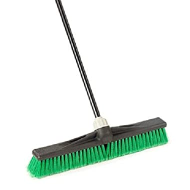 O-Cedar Professional 24  Multi-Surface Maxi-Lok Push Broom