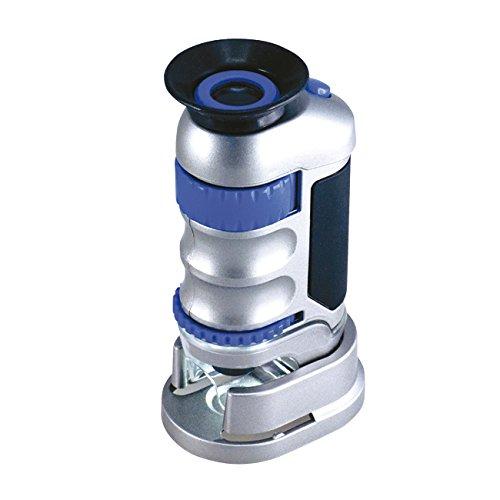 EDU Science 61002 Microscopio de mano, 20 y 40 aumentos