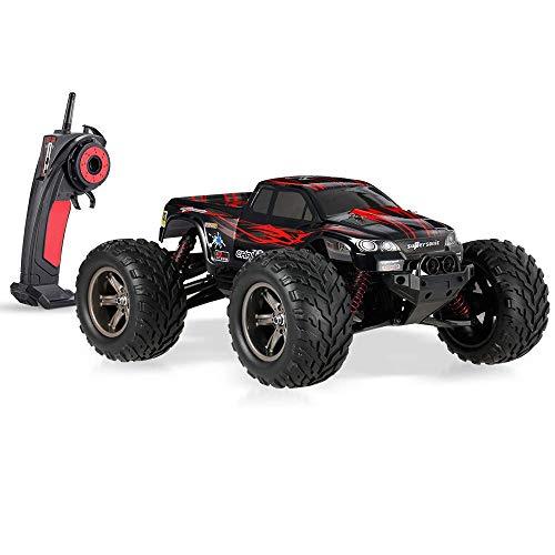 YOOCR 2,4 GHz 4WD 1/12 40 km/h Elektro-RTR-Hochgeschwindigkeits-Monster-Truck-RC-Car-Offroad-Funkferngesteuertes Fahrzeug for Kinder Erwachsene Hobby-Spielzeug-Funkferngesteuerte Autos Geländewagen-