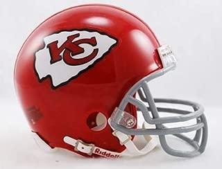 Kansas City Chiefs 1963 to 1973 Riddell Mini Replica Throwback Helmet by Riddell