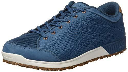 VAUDE Men's Ubn Levtura, Chaussures de Randonnée Basses Homme, Bleu (Baltic Sea 334), 40.5 EU