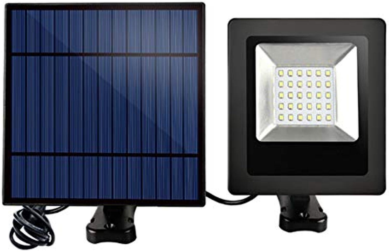 MOCHEN Solar Flutlicht,IP65 wasserdichte Outdoor Solar Straenleuchte Intelligente Lichtsteuerung Hof Gehweg Wandleuchte Beleuchtung Straenleuchte,geeignet für die Auenbeleuchtung