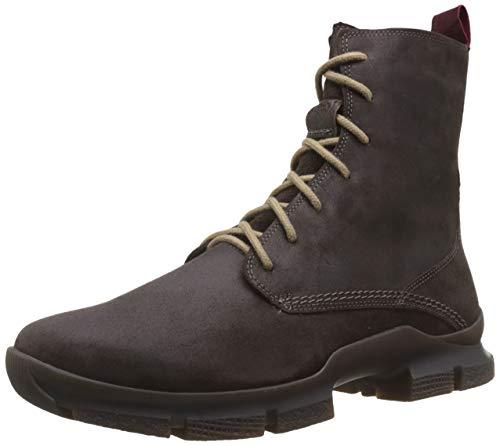 Think! Herren WAUNDA_585636 Klassische Stiefel, Braun (Espresso/Kombi 42), 45 EU