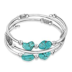 Turquoise-Silver-Cuff-Bracelet