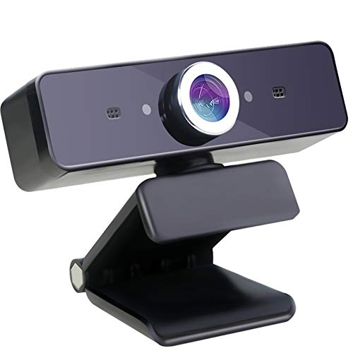 1080P HD Computer Camera Built-in Mic Desktop and Laptop USB Camera Compatible with Windows 7/8/10/XP Video Calling Web Camera for PC,MAC, Laptop