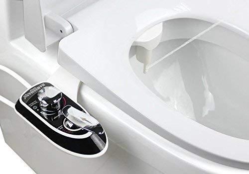 HAUSSMANN heritage-Kit douchette Comfort Bidet pour WC《Toilette japonaise》 - hygiène intime/sans électricité AMI-610