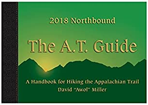 The A.T. Guide Northbound 2018