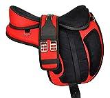 Wonder Wish - Fixation de selle Freemax pour cheval, à usage général - Taille : assise de 30,5 cm à 45,7 cm