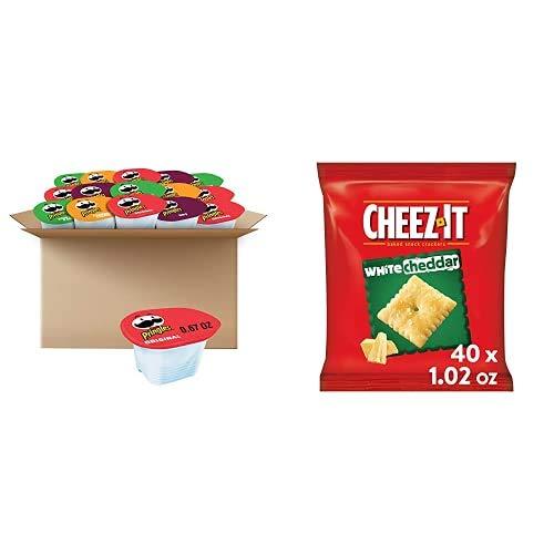 Kellogg's Salty Snack Ranking TOP14 Box Pringles Potato Variety Crisps 2021 Chips