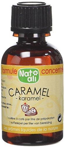 Nat-Ali Arôme Naturel Caramel 30 ml