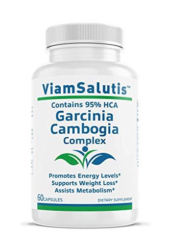 ViamSalutis Garcinia Cambogia Compex 95% HCA