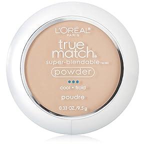 L'Oreal Paris True Match Powder, 0.33 Ounce