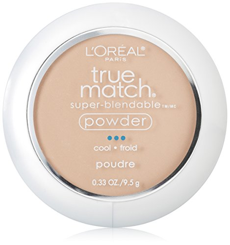 L'Oreal Paris True Match Powder, 0.33 Ounce