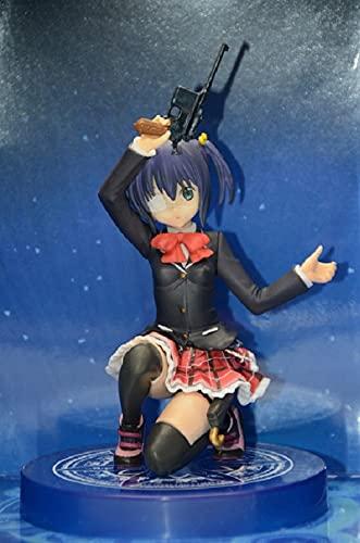 Liiokiy Anime Figure Chuunibyou Demo Koi Ga Shitai The Express Eye Action Figure Collectible Figura Decoración Arte Juegos de Regalo Anime Animación Modelo Modelo Hecho A Mano Modelo Juguetes 15 cm