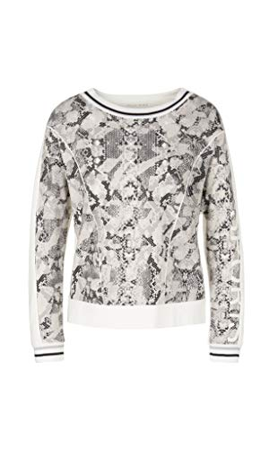 Marc Cain Sports / Da.Strick/Sweat-Shirt, Farbe:151 Lighted Grey, Groesse:38