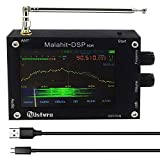 3.5' 50KHz-2GHz DSP SDR Receiver Malahit DSP SDR Receiver Malahit SDR Shortwave Radio Receiver Malachite DSP SDR Receiver,Aluminum Alloy, with Cooling Hole