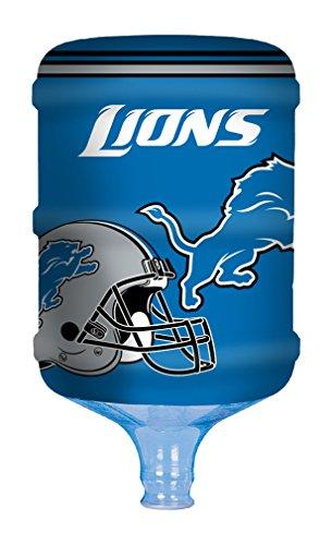 NFL Funda para enfriador de agua Skinz de 5 galones, Color del equipo, Large/5 gallon