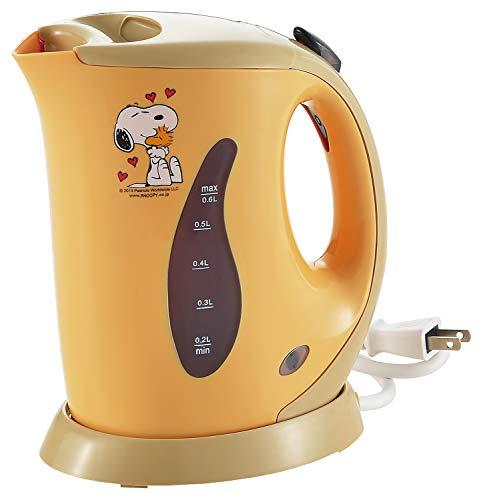 Tamahashi Snoopy (Snoopy) Personnel bouilloire électrique 0.6L Sn-204