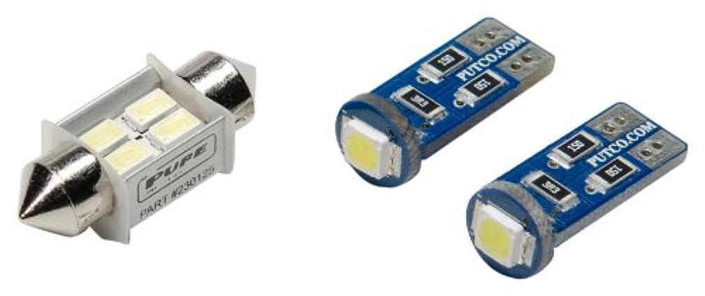 Putco 980756 Premium LED Dome Light Kit for Toyota Camry