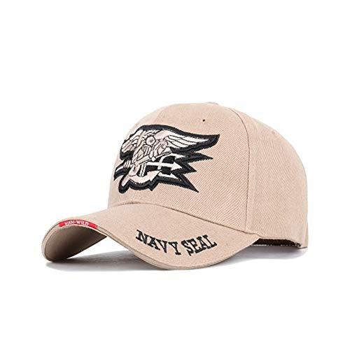 Wxtreme Classico Britannico di Alta qualità Mens US Navy Berretto da Baseball Navy Seals cap Tactical Army cap Trucker Gorras Snapback Hat per Adulti Outdoor Parasole Cappelli
