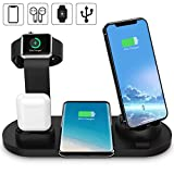Yaature 6 in 1 Fast Wireless Charger