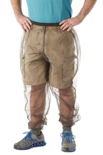 Bug Baffler Insect Protective Mesh Pants, Olive, Large/X-Large