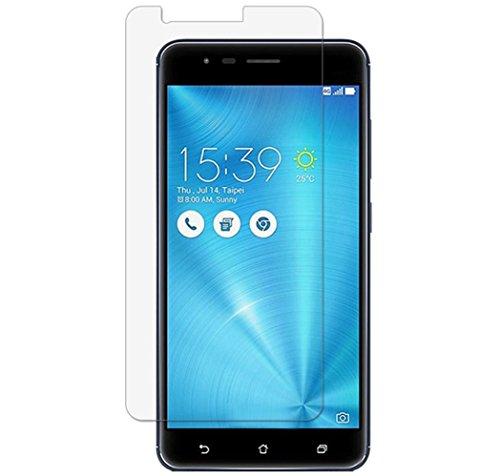 [2 unidades] Protetor de tela para Asus Zenfone 3 Zoom, protetor de tela de vidro temperado para Asus Zenfone 3 Zoom, protetor de tela transparente HD para Asus Zenfone 3 Zoom de 5,5 polegadas [ZE553KL]