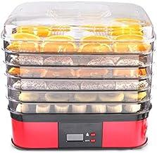ZNBJJWCP Alimentaire des ménages déshydrateur Fruits légumes Viande déshydrateur Extra Longue Timing Food Machine