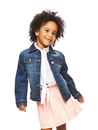 Giacchetto Jeans Little Girls Jeans, 4 Anni MainApps