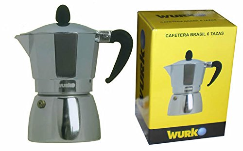 New Wurko Kaffe Italian Coffee Maker