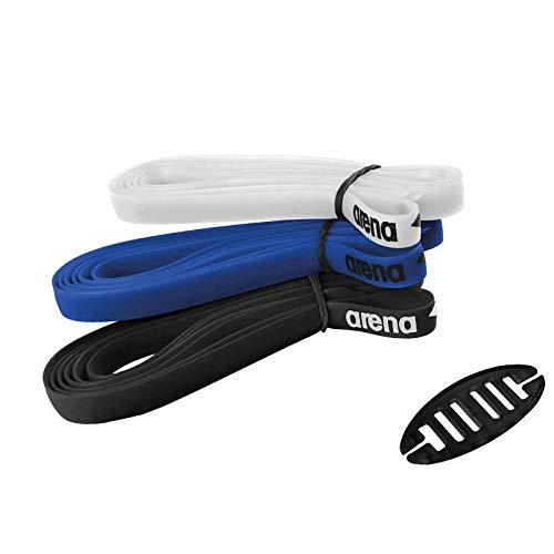 ARENA Ersatzgummi Cobra Series Silikon Strap Zubehör für Schwimmbrille, Unisex, Erwachsene, Mehrfarbig, Einheitsgröße