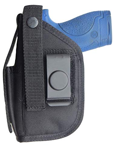 Belt Clip-on Holster for New, Larger S&W M&P M2.0 9mm & 380...